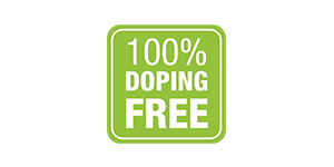100% Doping free